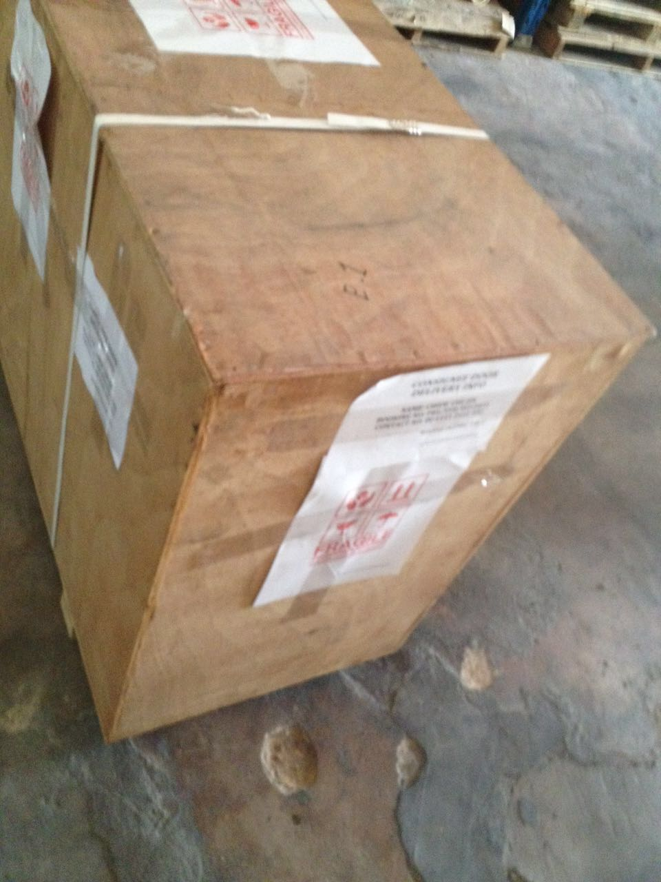 Wooden Palletize / Crating
